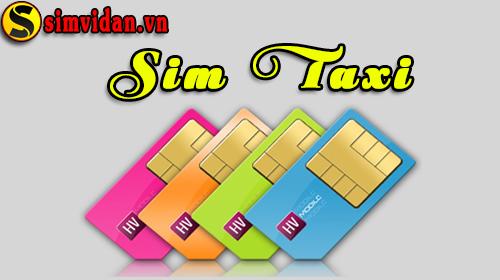 Sim taxi được nhiều doanh nghiệp lựa chọn, tại sao vậy?